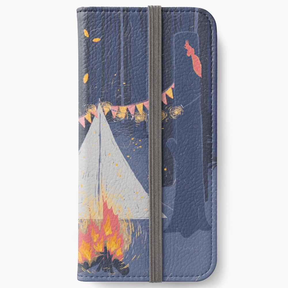 Camp iPhone Wallet