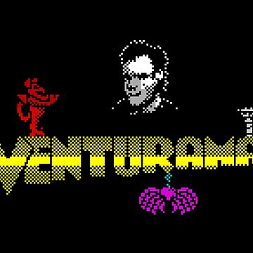 Gaming [ZX Spectrum] - Venturama by ccorkin