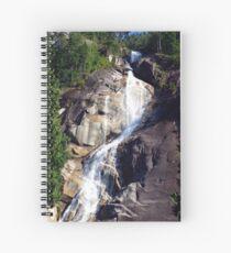 Shannon Falls Spiral Notebook