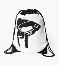 MF Doom Drawstring Bag