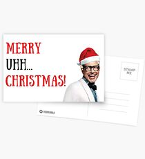 Jeff Goldblum funny Christmas card, Xmas card, Quotes, Gifts, Presents, Boyfriend, Girlfriend, Family, Husband, Wife, Sister, Brother, Mum, Dad, Meme greeting cards Postcards