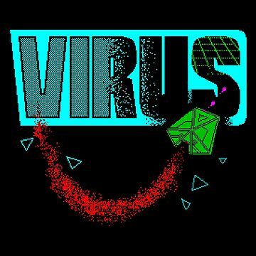 Gaming [ZX Spectrum] - Virus by ccorkin