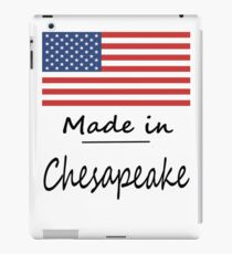 Chesapeake iPad Case/Skin