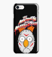 muppets beaker mashup friday the 13th iPhone Case/Skin
