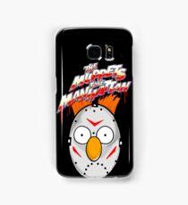 muppets beaker mashup friday the 13th Samsung Galaxy Case/Skin