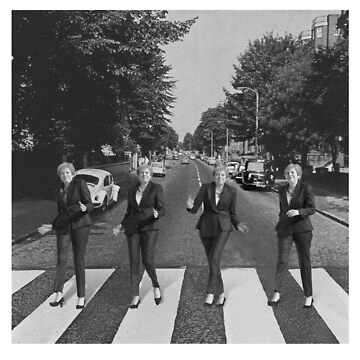 Theresa May - Abbey Road by ccuk66