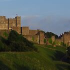 Dover Castle; The Key to England by wiggyofipswich