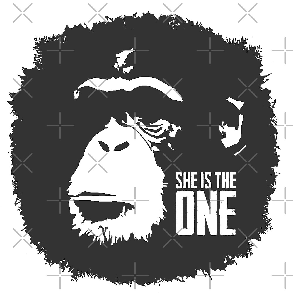 she is the one von Periartwork