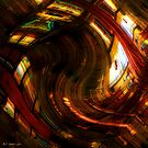 Inside the Magick Bookshop by RC deWinter