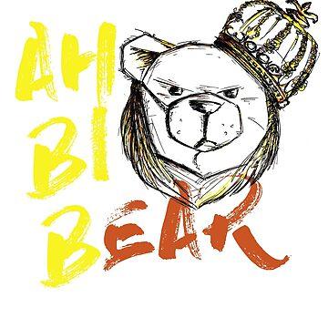 ROBUST BEAR AH BI BEAR by Robust