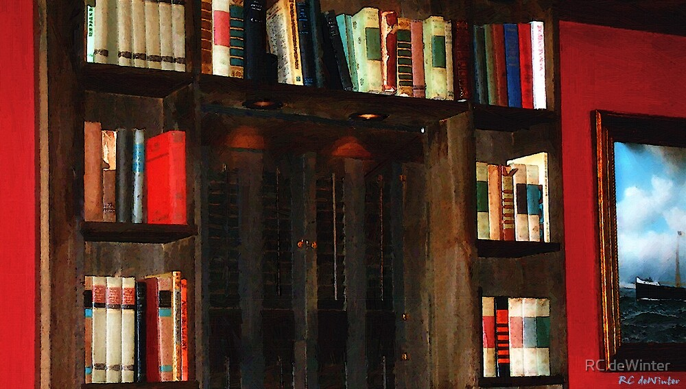 Red Room by RC deWinter