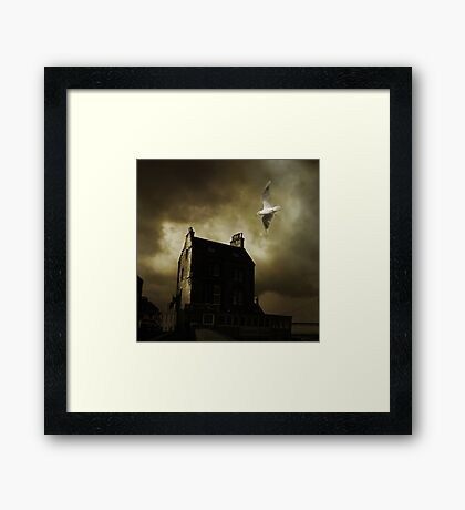 Queensferry Gothic Framed Print
