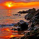 Sunset on Maui, Hawaii by Teresa Zieba