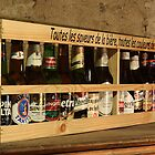 Brewed, bottled and boxed. by Paul Pasco