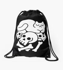 Catnap Drawstring Bag