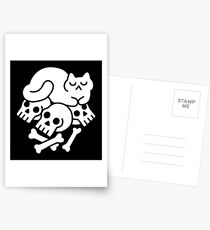 Catnap Postcards