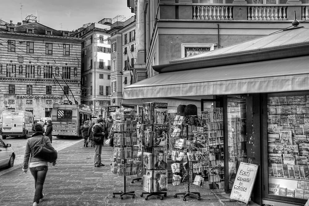 Alley Genoa 3 by oreundici