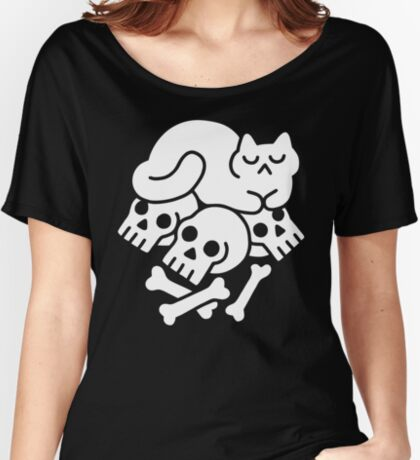 Catnap Relaxed Fit T-Shirt