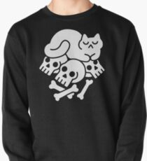 Catnap Pullover Sweatshirt