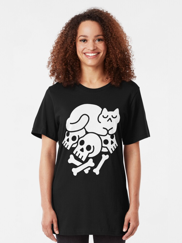 Alternate view of Catnap Slim Fit T-Shirt