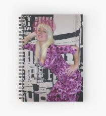 NYC doll! Spiral Notebook