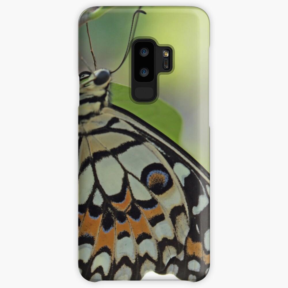 Coque et skin adhésive Samsung Galaxy «Donnez des ailes à vos projets!»