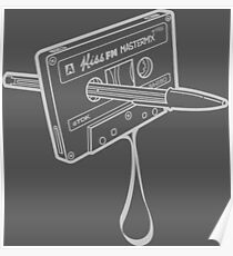Tape and Biro Poster