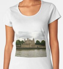 Tower of London Women's Premium T-Shirt