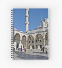 Sultan Ahmet Camii,Istanbul Spiral Notebook
