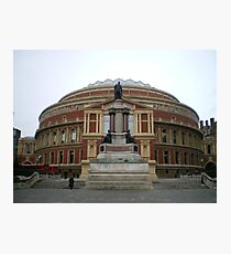 Royal Albert Hall south Photographic Print