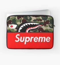 Bape Shark schwarz Laptoptasche