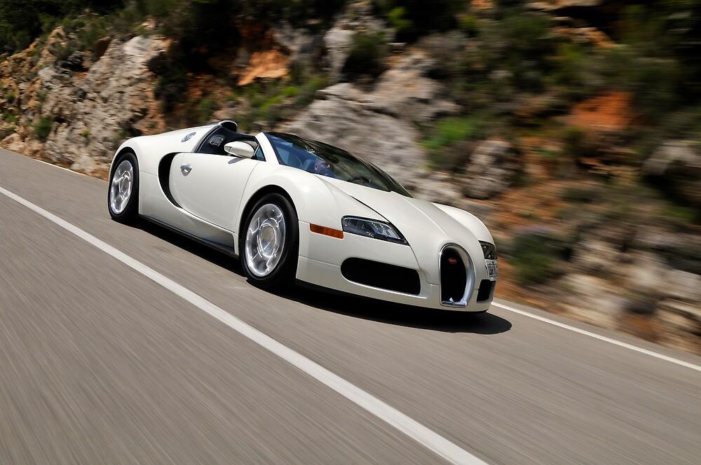 The Bugatti Veyron 16.4 Grand Sport .... by M-Pics