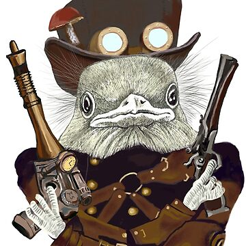 Wild West Bird Ranger by felissimha