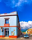 Art Deco On The Streets Of Oaxaca Mexico by Mark Tisdale