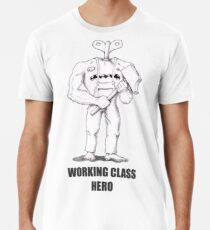 Working Class Hero Men's Premium T-Shirt