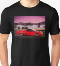 Kim Smith's VY Holden Commodore Ute 'Wildfire' T-Shirt