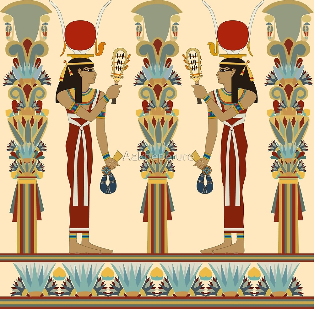 Hathor - Mistress of the Offering by Aakheperure
