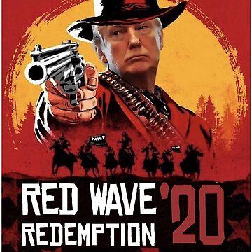 Red Wave Redemption by antifeminismau