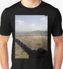 a large Djibouti landscape T-Shirt