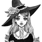 Lolita Witch by ARiAillustr