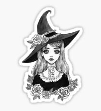Lolita Hexe Sticker