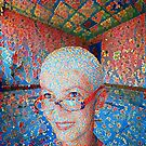Portrait of a Cancer Survivor by Diego-t