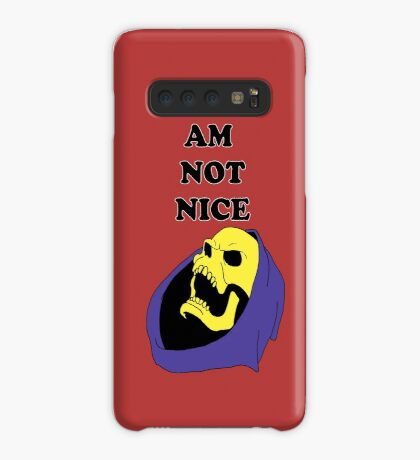 I AM NOT NICE Case/Skin for Samsung Galaxy