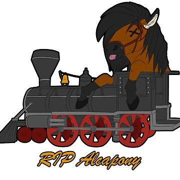 RIP Alcapony  by Adezu