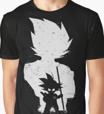 Goku Shadow Graphic T-Shirt