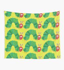 Caterpillar Shirt - Hungry Shirt - Caterpillar tshirt - Cute Kids Shirt - Cute Hungry Caterpillar Shirt - Cute Caterpillar tshirt - Happy Gift Ideas Wall Tapestry