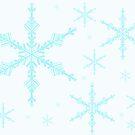 Snowflake 4 by Eric Pauker