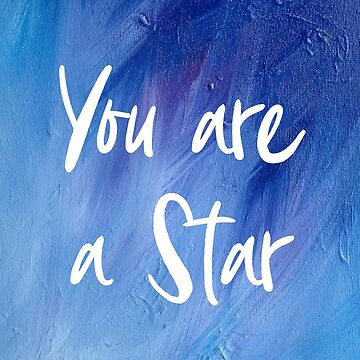 You are a Star by kazartgallery