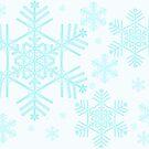 Snowflake 6 by Eric Pauker