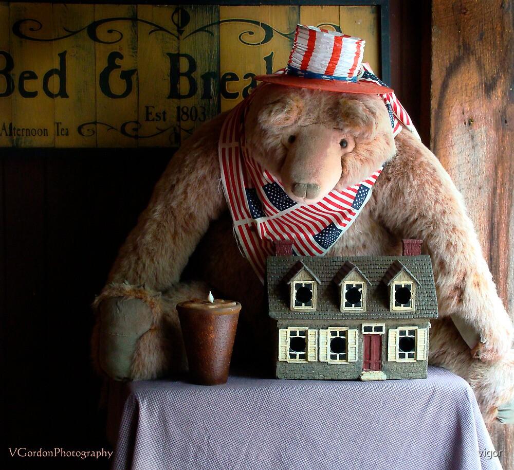 One Big Bear by vigor